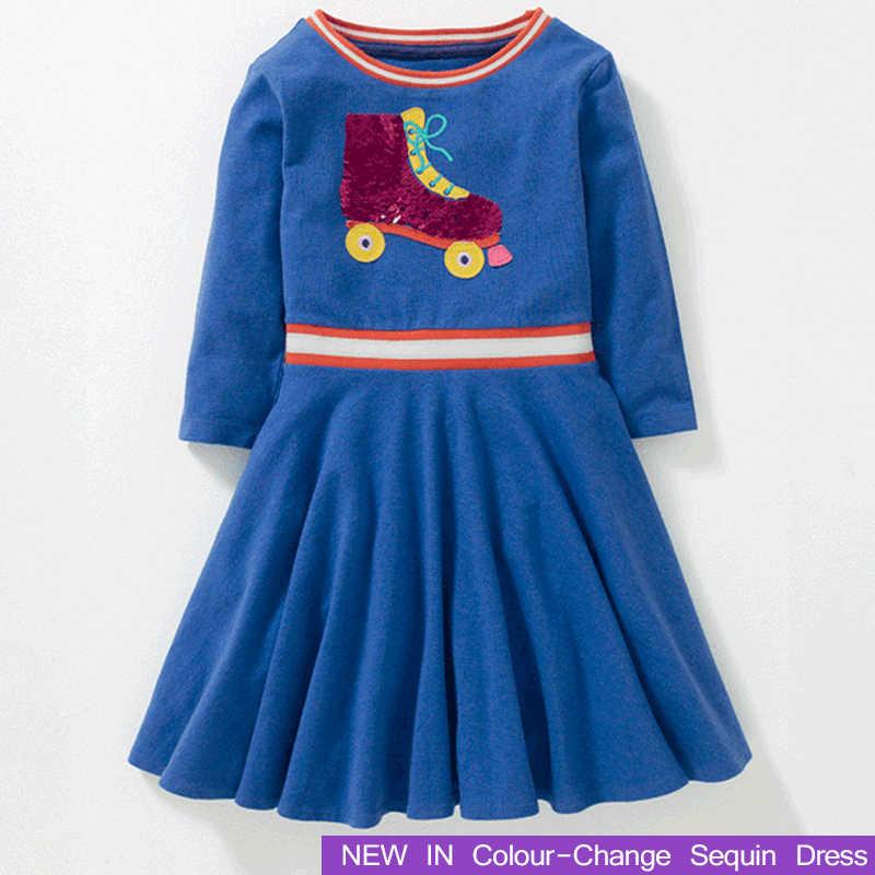 a1582e1791e Подробнее Обратная связь Вопросы о 2018 новое платье для девочек ...