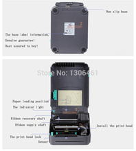 1pcs New Original TTP244PRP thermal label printer