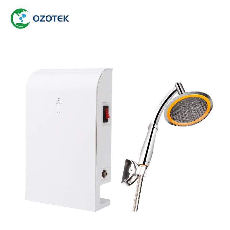 Ozonator, Ozonated, For, Shower, Machine, Used