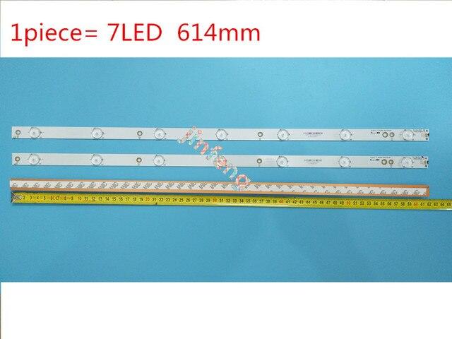 1 комплект = 9 шт LBM320P0701-FC-2 светодио дный подсветка strips32PFK4309-TPV-TPT315B5 32PFK4309 32PHS5301 TPT315B5 LB-F3528-GJX320307-H 32E200E