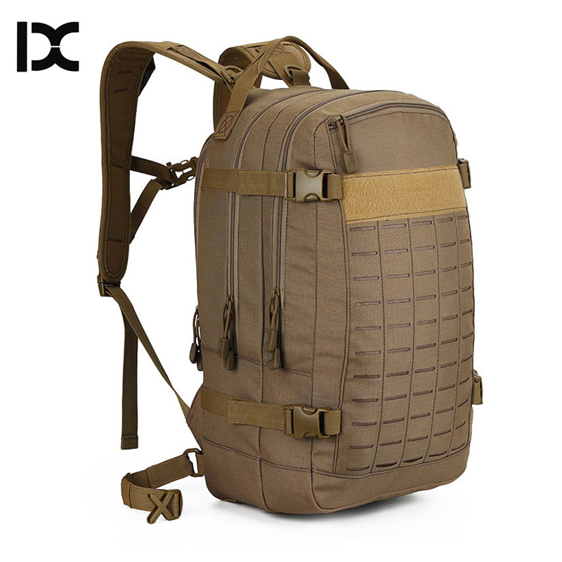 Camping Hiking Backpack Military Tactical Bags Outdoor Rucksack Backpacks Army Molle System Bag Assault For Hunting