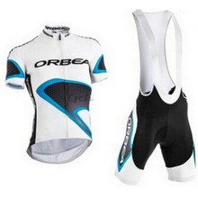 Cycling Jersey ORBEA 2015 Pro Team Ropa Ciclismo Short Sleeve Cycle Clothing Bicycle Sport Jersey Bicicletas MTB