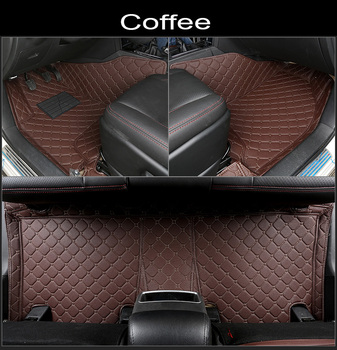 """""""Car floor mats for Toyota Camry Corolla Prius Prado Highlander Sienna zelas all weather car styling liners """""""