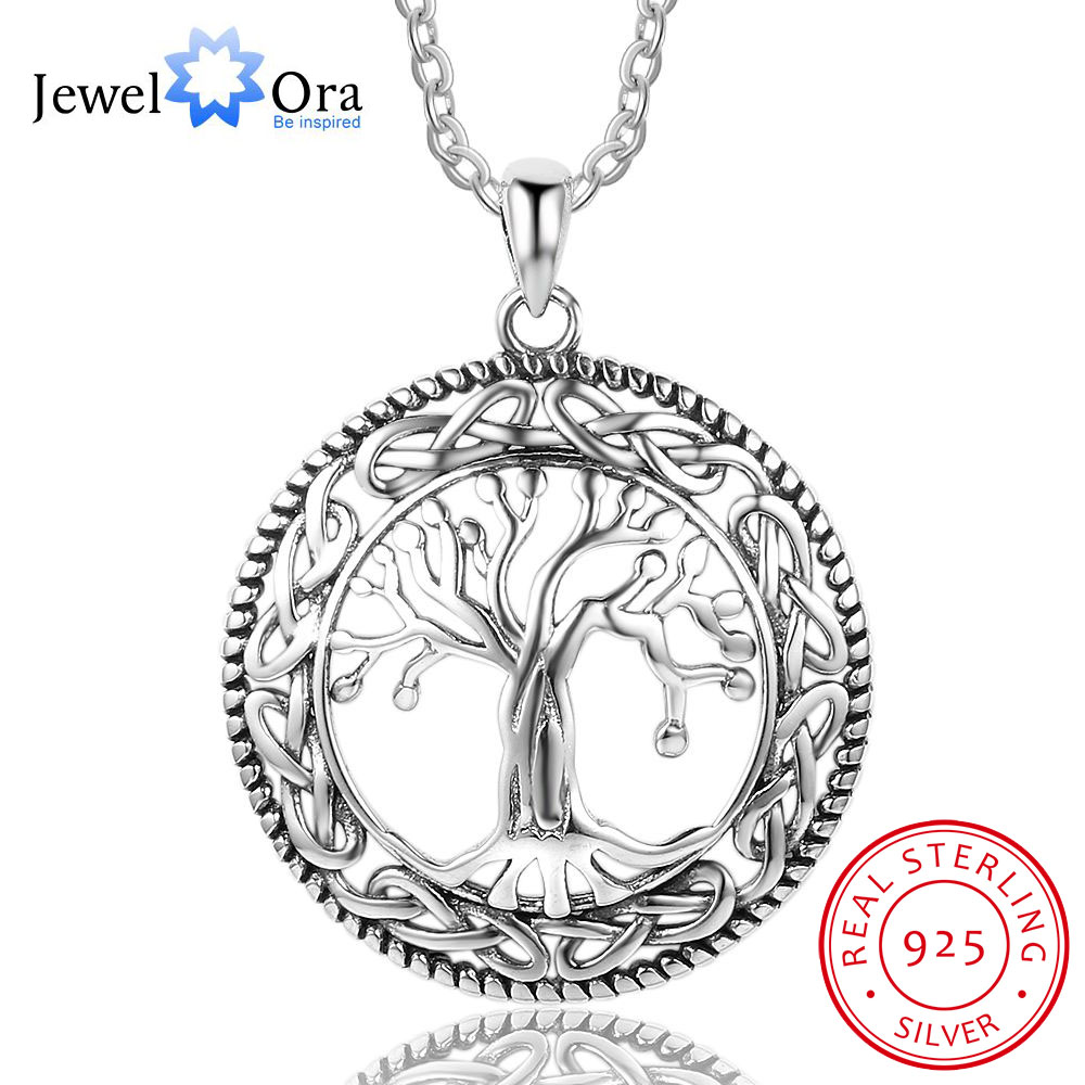 Tree of Life Large Pendant Necklace s
