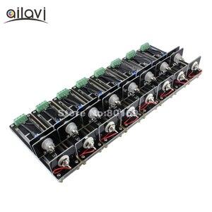 8-канальный 4-проводной испытательный стенд держатель батареи для 32650/26650/18650/AA/AAA/литиевая батарея 10A