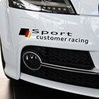 2pcs Front Bumper De...