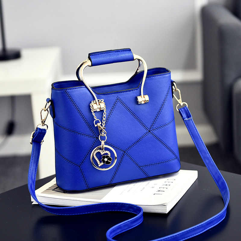 SDRUIAO Messenger Bag para As Mulheres 2019 Sacos de Ombro Das Senhoras Bolsas de Couro PU Qualidade de Luxo Feminino Mulheres Famosas Bolsas de Grife