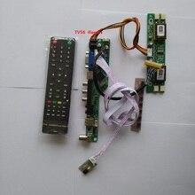 """Için M190PW01 V0 dijital sinyal 4 lambalar TV USB 1440X900 19 """"VGA AV 30pin kiti modülü yeni LCD HDMI denetleyici sürücü panosu"""