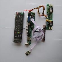"for M190PW01 V0 Digital Signal 4 lamps TV USB 1440X900 19"" VGA AV 30pin kit Module New LCD HDMI Controller Driver Board"