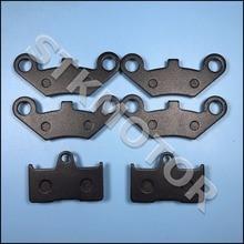 3 مجموعات 6 قطعة منصات الفرامل الأمامية والخلفية ل CFMOTO CF CF500 500CC CF600 600CC X5 X6 X8 U5 UTV Shineary 4x4