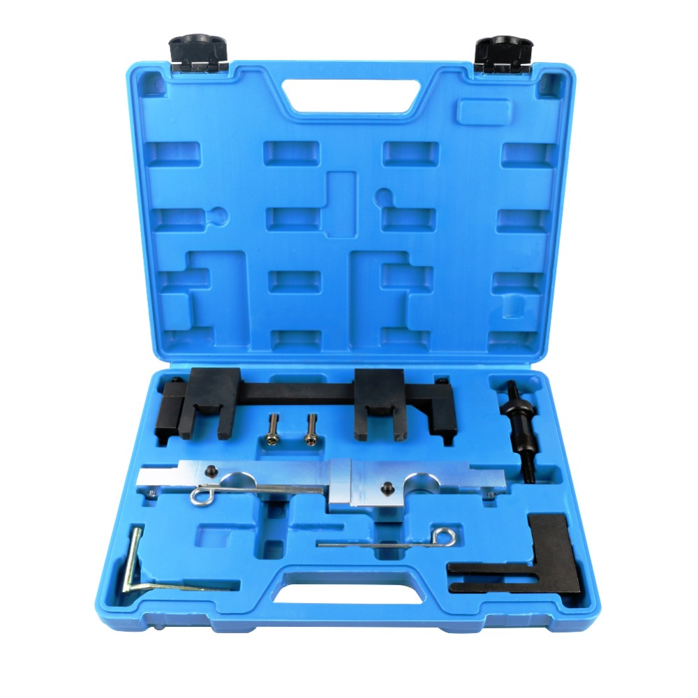 7PCS Engine Camshaft Alignment Tool for BMW N43 1.6 2.0 E81 E82 E87 E88 E90 E91 E92 E93 Timing Tool Set