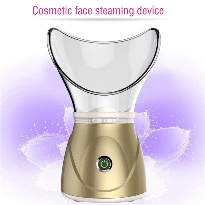 Deep Cleaning Facial Cleaner Beauty Face Steaming Device Facial Steamer Machine Facial Thermal Sprayer Skin Care Tool