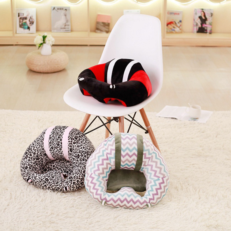 Image 5 - baby Infant Kids Children multifunction Travel Sitting soft Protective Pillow Floor Cushion Sofa feeding dining Seat Chair-in Children Sofas from Furniture