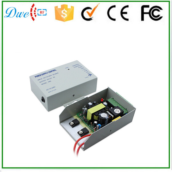 110v to 240v adjustable wide voltage power supply for standalone access control system