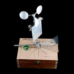 Miernik wiatru wskaźnik wiatru szkoła podstawowa nauka sprzęt laboratoryjny geografia nauczanie sprzęt