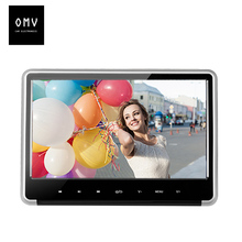 OMV 1215HD 12,1 Zoll HD 1920*1080 touch-taste Auto Monitor Kopfstütze DVD-Player mit fernbedienung HDMI/USB/SD IR FM transmitter