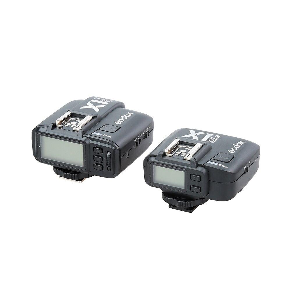 Transmisor inalámbrico Godox X1C TTL 2.4 G con kit de receptor para - Cámara y foto - foto 2