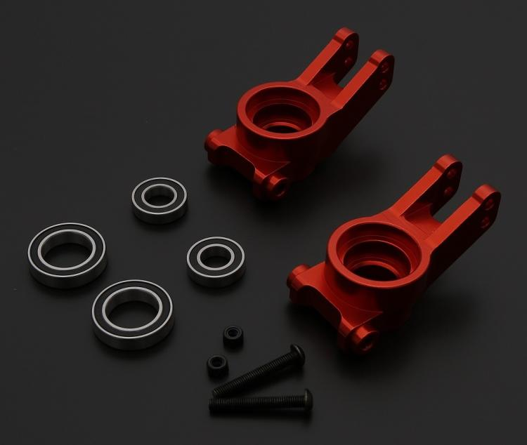 alloy rear steering knuckle hub carrier for 1//5 losi 5ive-t 5t truck rovan LT