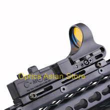 OPASLAN EX 182 Element Airsoft Collimator Railway Reflex C-MORE Red Dot Sight
