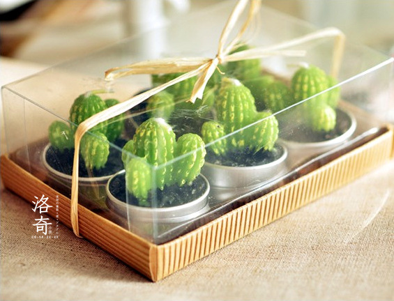 unidades accesorios para el hogar moda escritorio de oficina pequea decoracin planta de cactus regalo de boda
