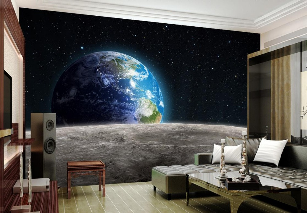 Wallpaper For Walls Prices Part - 44: Custom 3d Mural Continental Bedroom Living Room Wall Background 3D Fantasy  World 3d Wallpaper Walls(