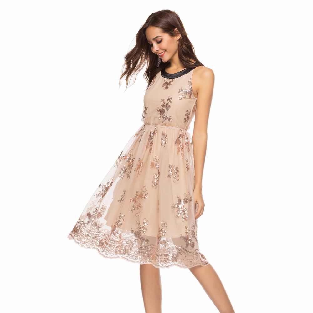 7734b192960 Для женщин блесток платья ретро ночной клуб одежда кружева сетки женские  пикантные элегантные Вечеринка клуб Винтаж