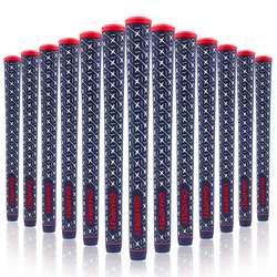 Новые 13 шт./компл. шампки X-Grip шесть цветной каучук Гольф Грипсы среднего размера-супер стабильность Гольф клуб нескользящие носки