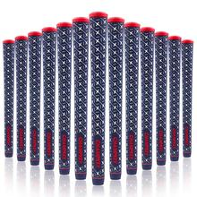 New 13PCS/Set Champkey X-Grip Six Colors Rubber Golf Grips Midsize- Super Stability Club Free Shipping