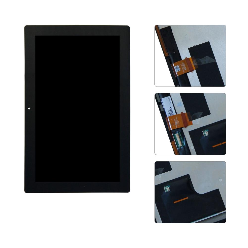 Livraison Gratuite Pour MicroSofr Surface Pro 4 1724 LTN123YL01-001 LCD Affichage à L'écran Tactile Digitizer Assemblée Remplacement