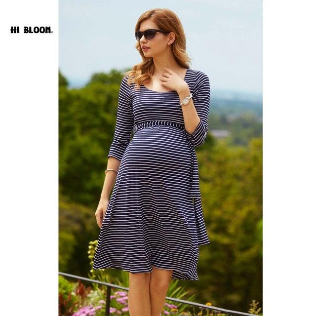 Счастливой Пасхи Раздели Беременных Женщин Партийные Пояса Dress Элегантный Офис Леди Платья Одежда Для Беременных Плюс Размер Материнства Dress