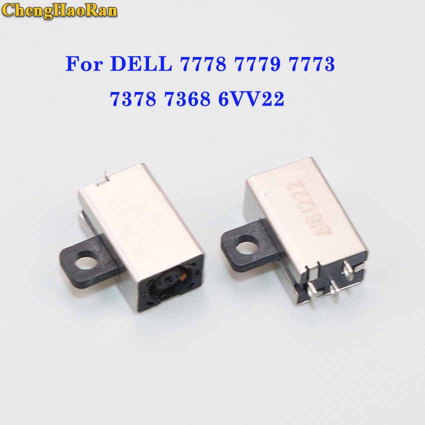 ChengHaoRan DC Мощность разъем кабель Зарядка для DELL Inspiron 7778 7779 7773 7378 7368 6VV22 7353 7347 7348 7352 P57G