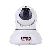 Daytech IP Wi-Fi Камеры Безопасности Ик Ночного Видения H.264 P2P CMOS IP Наклона Камеры Мини-Камера Android Wi-Fi Cam DT-C8817