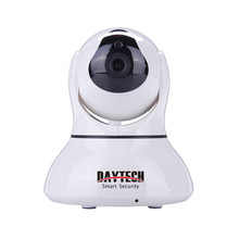 Daytech IP Camera WiFi Security Camera Infrared Night Vision H.264 P2P CMOS IP Tilt Camera Mini Camera Android Wifi Cam DT-C8817()