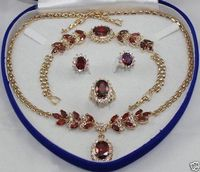 Wholesale price 16new ^^^^hot Valentines day gift present ideas Fashion Jewellery Women's Set