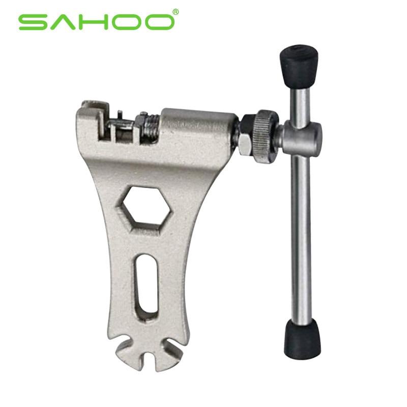 Профессиональный демонтаж велосипедной цепи инструмент для удаления легированной стали