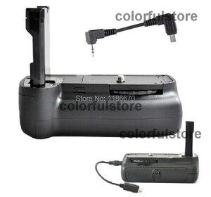 Image 5 - FREE SHIP Battery Hand Grip Holder Pack 2 Step Vertical Shutter For Nikon D5200 D5100 D5300 Digital Camera as MB D51 fit EN EL14