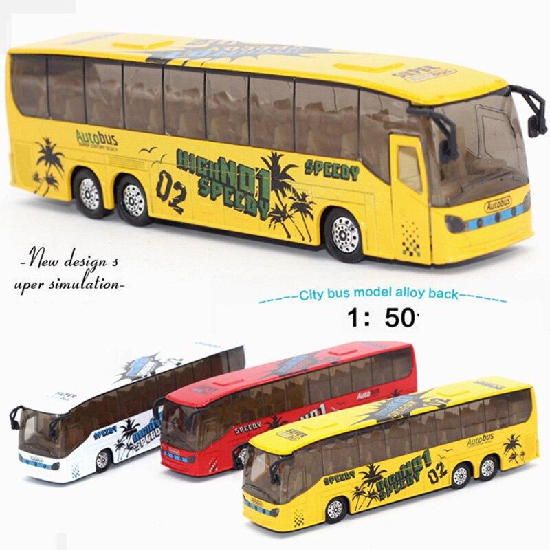 Spielzeugautos Mini Legierung Modelle Bus Pull Back Bus Spiele Fahrzeuge Zurück Bus Spielzeug