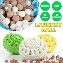 Laundry Ball TPR Nanoscale Ceramics Practical Household Cleaning Washing Machine Clothes Reusable Washing Balls шарики для стирк