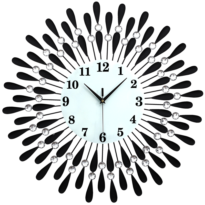 promo 20 inch fashion europe large wall clock living room an