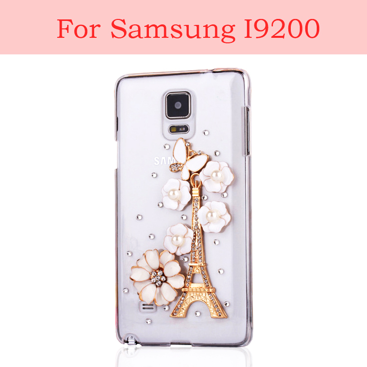 For Samsung Galaxy Mega 6.3 I9200 bling mobile phone case ...