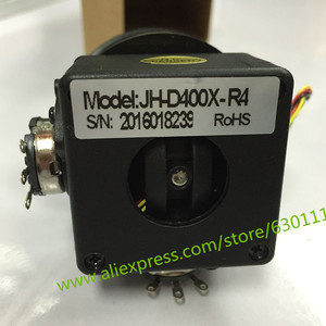 Image 2 - 4 axis potentiometer Joystick 400 series Rocker hall joystick dimensional resistance  5K sealed with button joystick