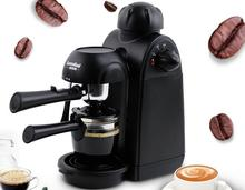 chinaGEMILAI CRM2008 5bar High pressure steam 0.24L cafe machine Italian coffee maker espresso household Cappuccino Milk foam цена в Москве и Питере