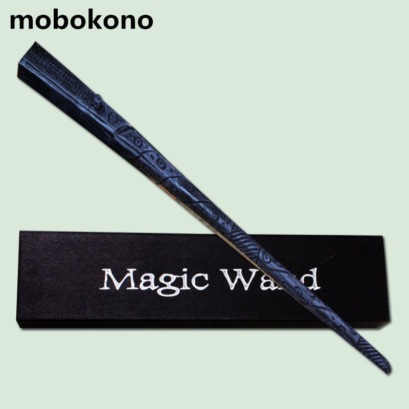 mobokono New Arrival Magic Wand Toy Sirius Black Wand With LED light Cosplay Child Toy Kids Toys