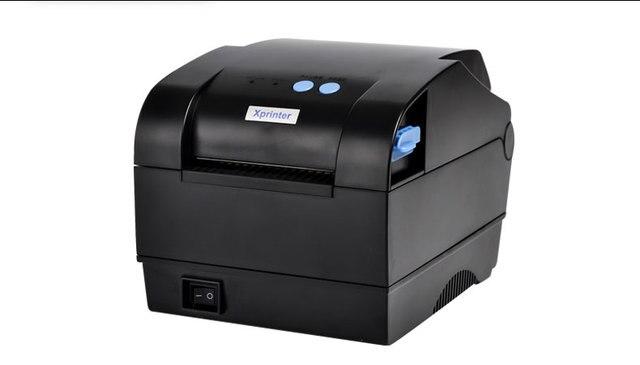 high speed 127mm/s USB port Barcode Label Printer sticker printer Thermal barcode printer bar code printer