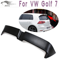 FRP Unpainted Black Rear O Style Trunk Roof Spoiler Wing Lip For VW Golf 7 VII MK7 Standard Only 2014 UP