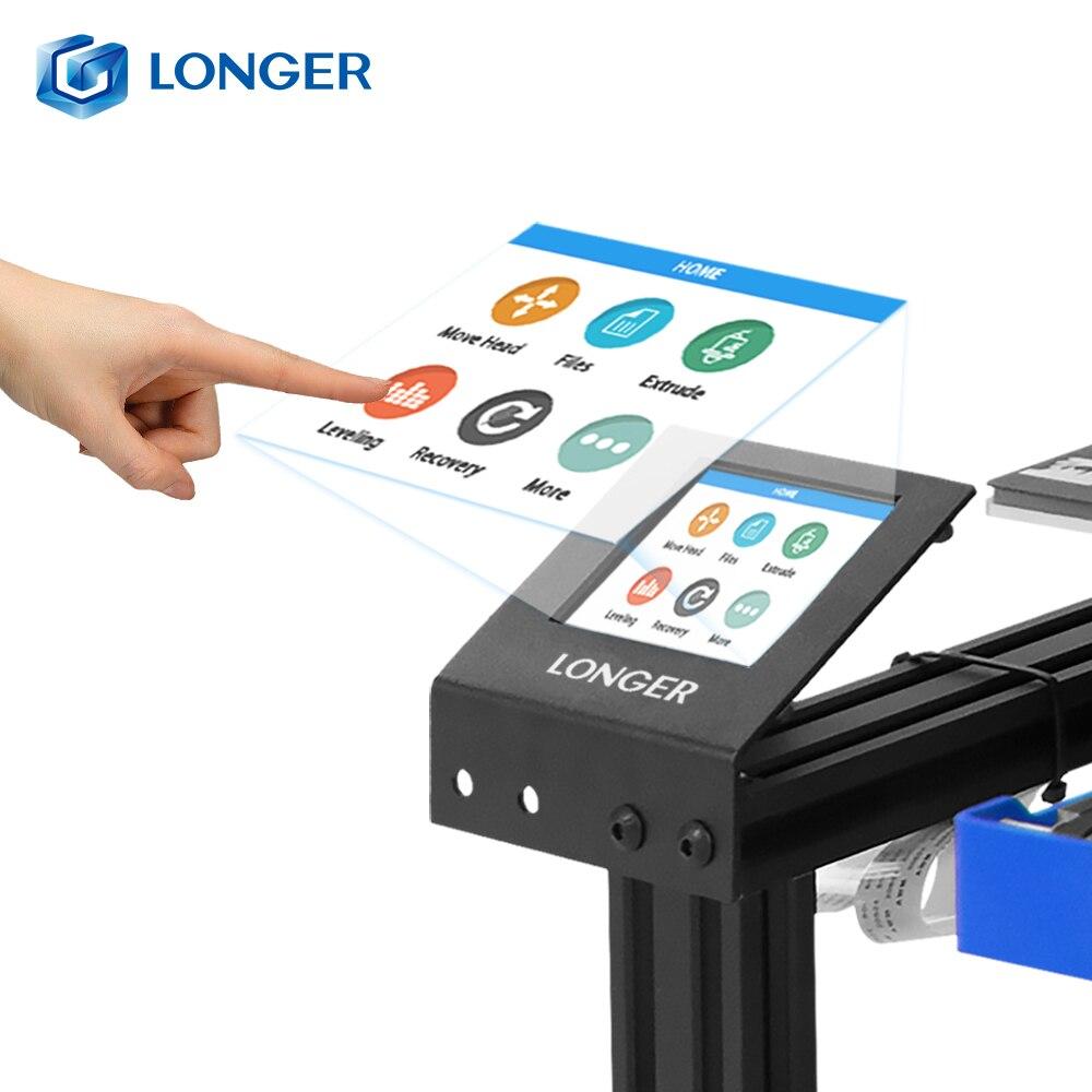 LONGER 3D Printer FDM LK2 High Precision 3D Drucker Impresora 220X220X250