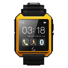 Waterproof Shockproof Dirt-proof Outdoor Sport Multi-function Bluetooth Smart Wrist Watch For iPhone iOS Android Phones
