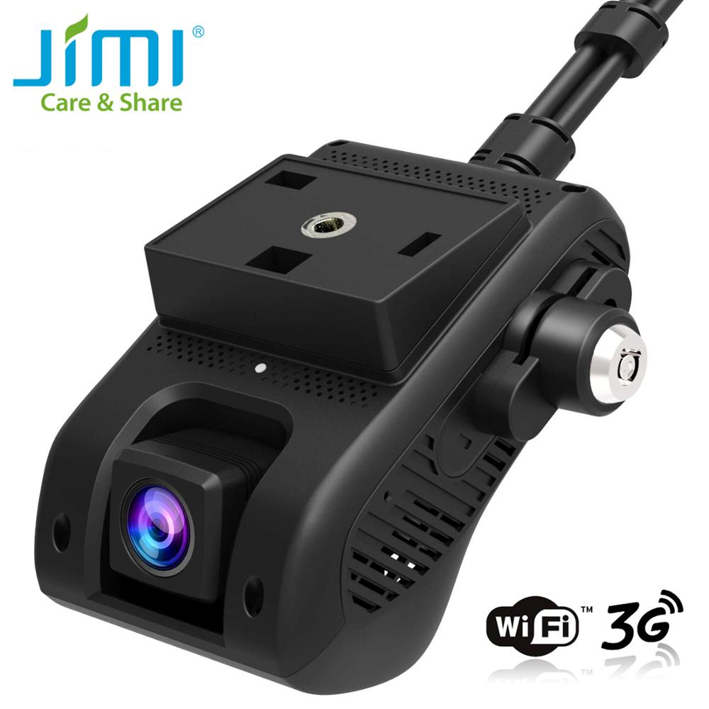 Jimi JC200 EdgeCam Pro 3G Car DVR Dash Camra Car Camera With HD 1080P Dual Camera GPS Tracker Remote Monitoring Live Streaming(China)