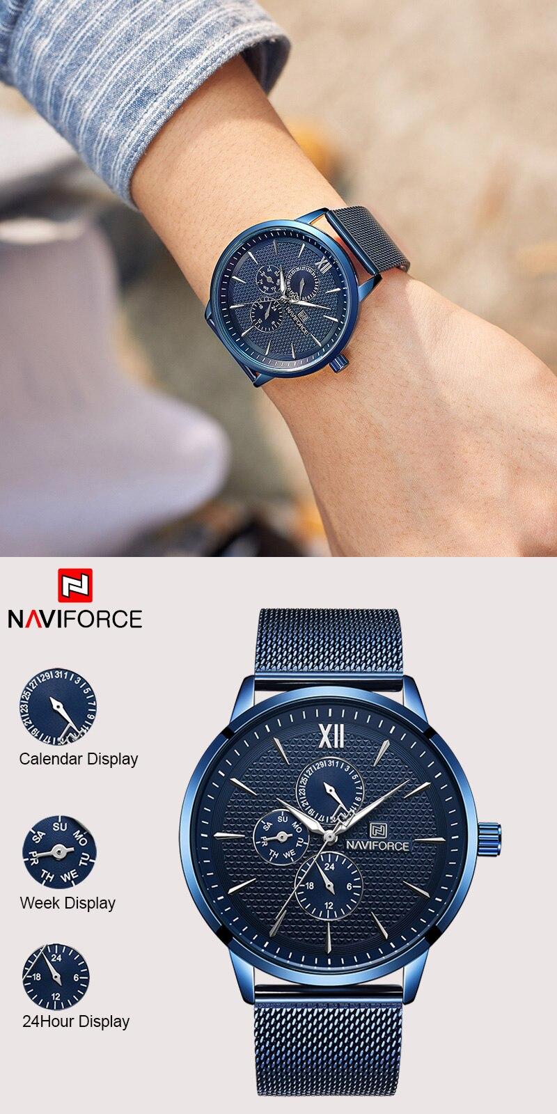 Naviforce NF3003