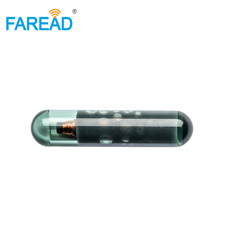 X50pcs Free Shipping 3x13mm ID8E Glass Transponder Capsule For Car Security